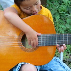 gitaarleerling leergeld